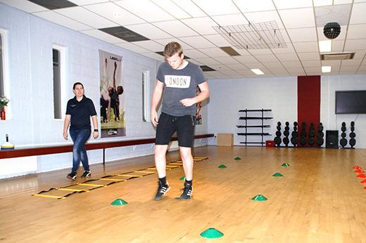 Specialisatie sportfysiotherapie Msc. Mirja van Eldijk- van den Merkhof