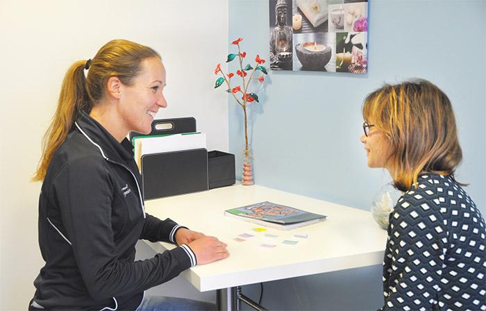 Specialisatie Psychosomatische Fysiotherapie Msc. Lieke van Zutven