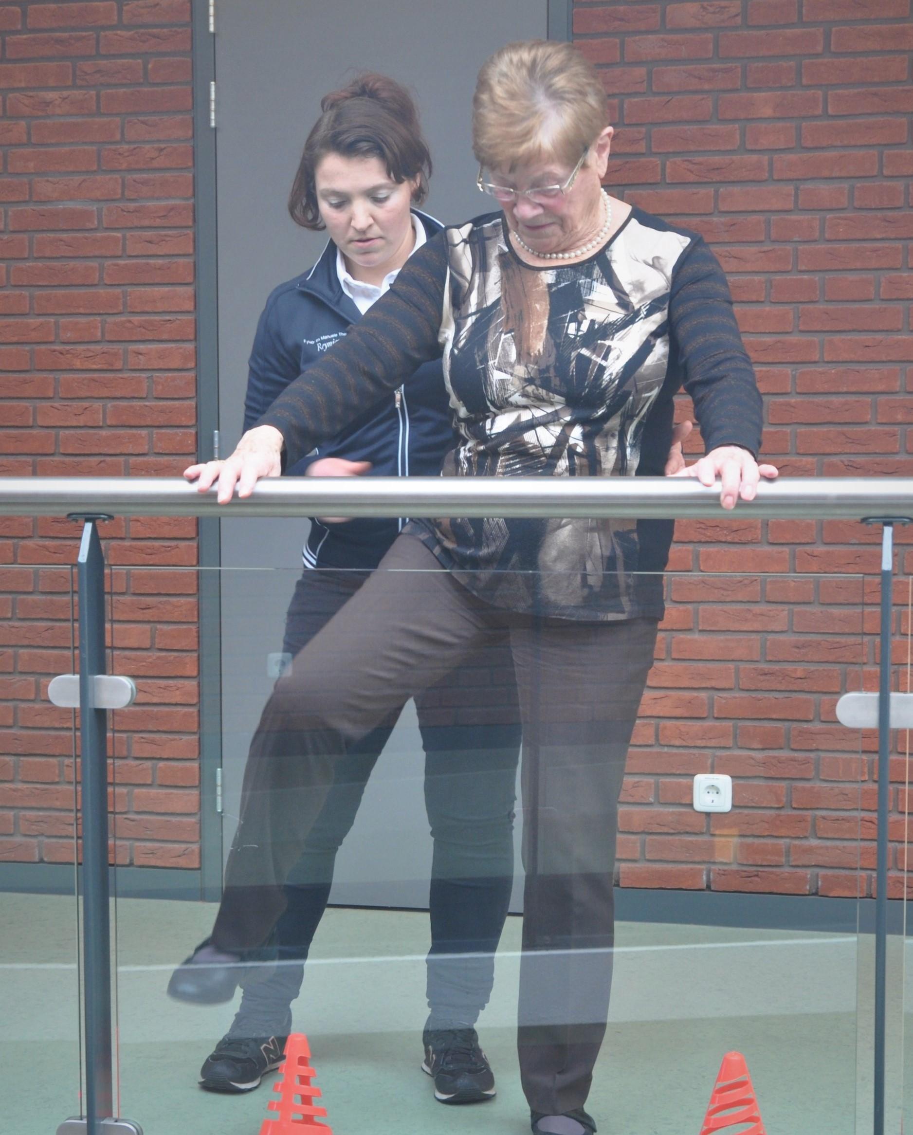 Specialisatie Geriatrie Fysiotherapie Marian van de Koolwijk